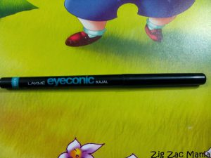 Lakme Eyeconic Kajal Or Kohl Review