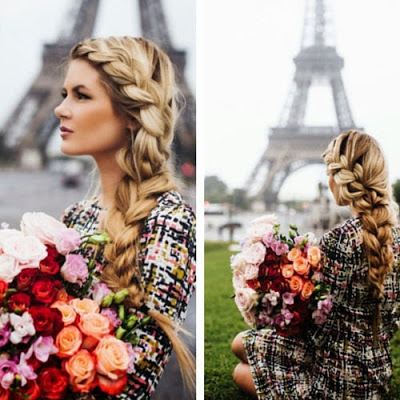 10 French Braid Hairstyle For Indian Women