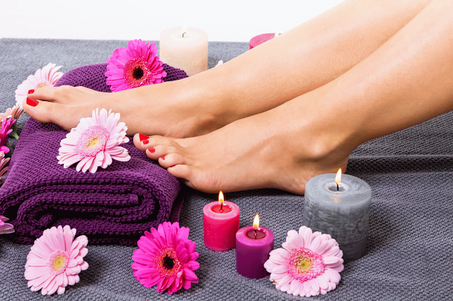How To Pamper Your Feet At Home