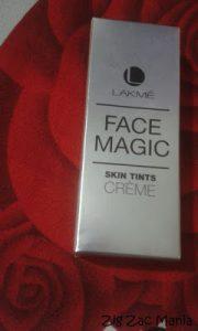 Lakme Face Magic Skin Tints Crème Review