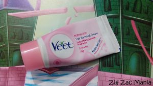 Veet Hair Removal Cream for Normal Skin Review