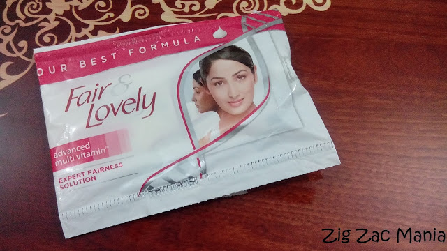 Fair & Lovely Advanced Multivitamin Cream Review