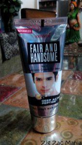 Emami Fair And Handsome Cream Review