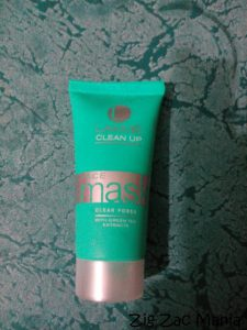 Lakmé Clean up Clear Pores Face Mask With Green Tea Extracts Review