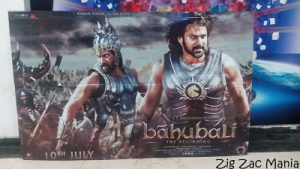 'Baahubali' (Bahubali) Movie Review