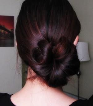 Super Easy Stylish Side Bun Hairstyle Step By Step Tutorial Zig