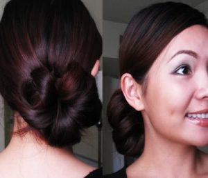 Super Easy & Stylish Side Bun Hairstyle Step By Step: Tutorial
