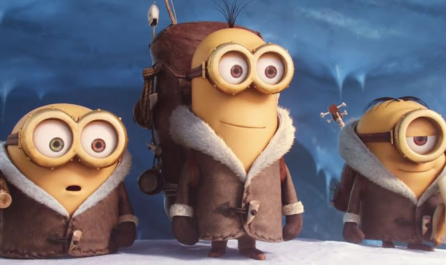 Minions (2015) English Movie Review