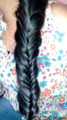 Let's Make Fishtail Braid With Me Step By Step: Tutorial