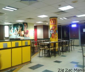 McDonald Mathura India Review