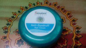 Himalaya Anti-Dandruff Hair Cream Review