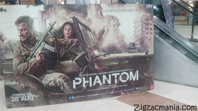 Phantom Hindi Movie Review