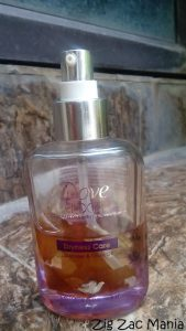 Dove Elixir Dryness Care Hair Oil– Lavender and Olive Oil Review