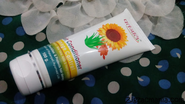 Patanjali Damage Control Hair Conditioner Review