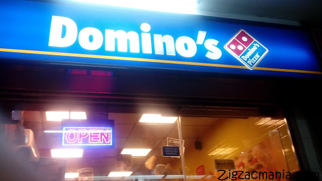 Domino's Sector-4, Gurgaon Review