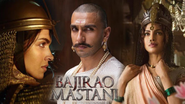 Bajirao-Mastani Hindi Moview Review