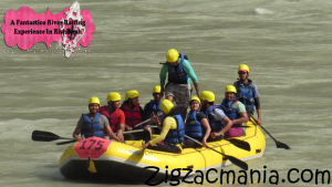 A Fantastico River Rafting Experience In Rishikesh