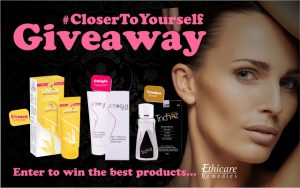 #CloserToYourself Giveaway! (Ethicare Remedies Corporate Movie Launch)