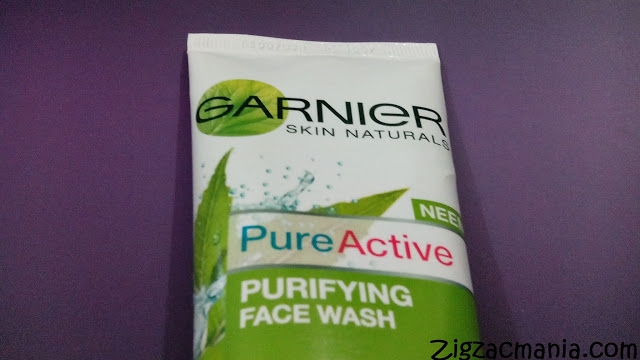 Garnier PureActive Neem Purifying Face Wash Price, packaging & availability