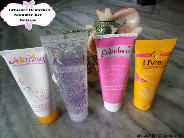 Ethicare Remedies Summer Kit Review