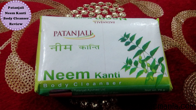 Patanjali Neem  Kanti Body Cleanser Review