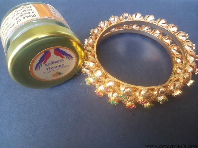 Ardhana Orange Lip Balm Effectiveness