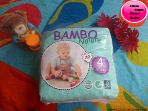 Bambo Nature Diapers Review