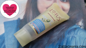 Lotus Herbals Jojobawash Active Milli Capsules Nourishing Face Wash Review