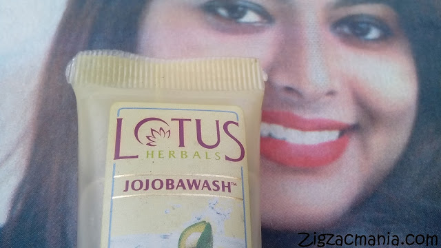 Lotus Herbals Jojobawash Active Milli Capsules Nourishing Face Wash: Packaging, online, Size & prize