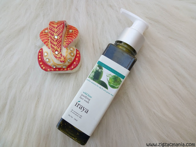 Iraya Mild Lime Face Wash Review