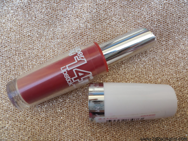 Maybelline Super Stay 14 Hr Non Stop Red (510) Lipstick Price, packaging, availability