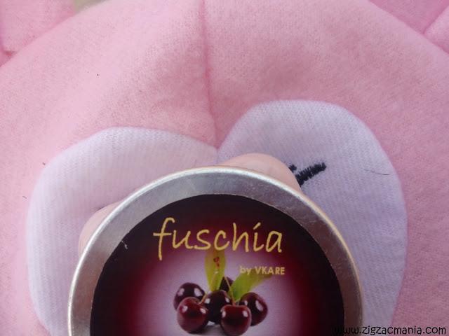 Fuschia (VKare) Cherry Hand & Nail Cream: Packaging, Price & availability