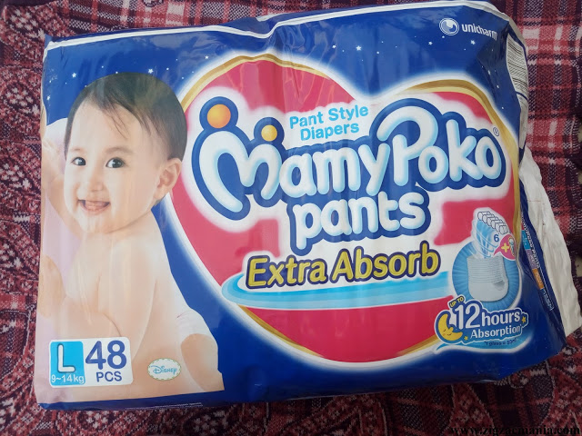 Mamy Poko Pants Style Diapers
