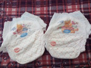Mamy Poko Pants Style Diapers Review