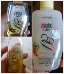 Patanjali Shishu Care Range – Patanjali Baby Products Review