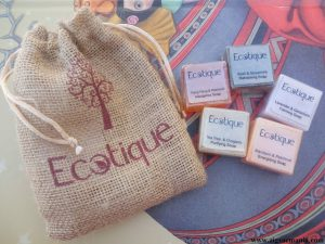 Ecotique Hand Made Soaps Review