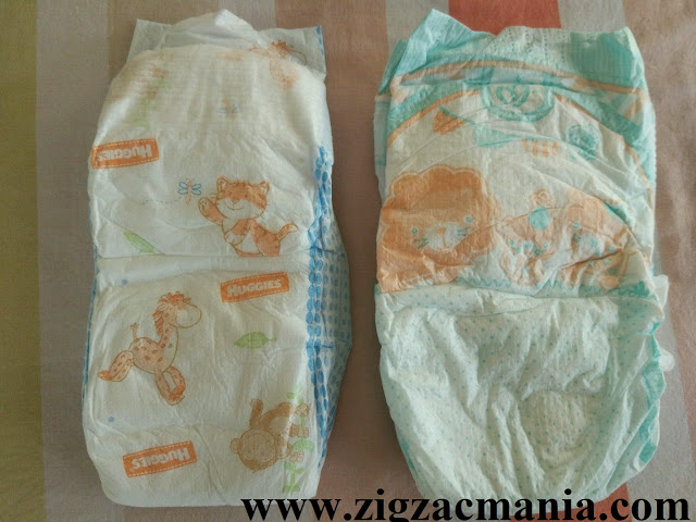 Huggies Total Protection Diapers Review