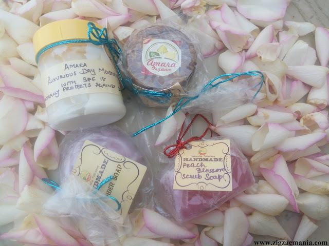 Amara Organix Handmade Products Review
