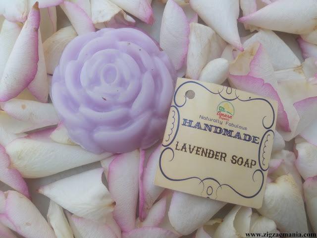 Amara Organix Lavender Soap Review