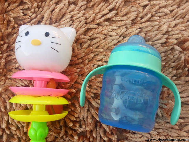 Philips Avent Spout Cup Review