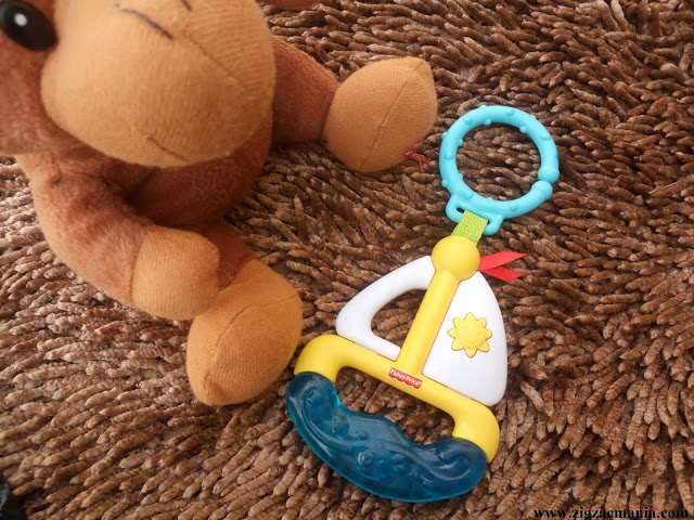 Fisher Price baby Teether Review