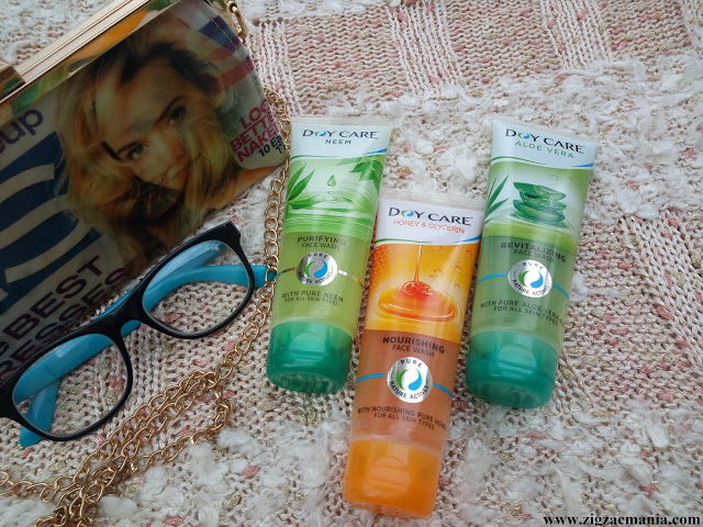 Doy Care Face Wash (Aloe Vera, Honey & Glycerin and Neem) Review