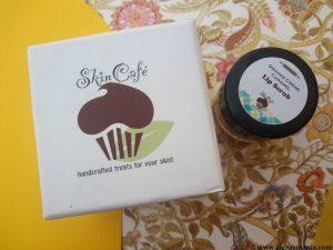 Skin Café Orange Crème Caramel Lip Scrub Review