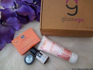 Glamego March Glam Box Unboxing