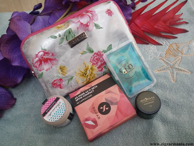 April Fab Bag Unboxing & Review   Spring's Arrival