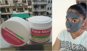 Mama Earth C3 –Charcoal, Coffee and Clay Face Mask For Mama Review