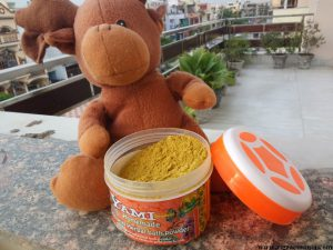 Yami Homemade Traditional Bath Powder Review