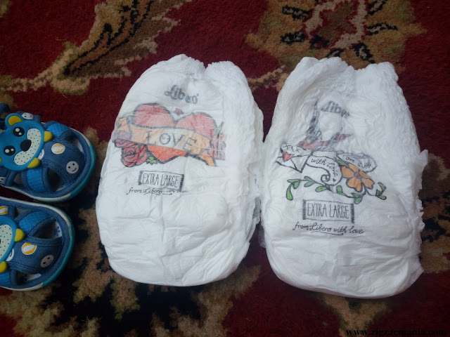 Libero Diapers Review