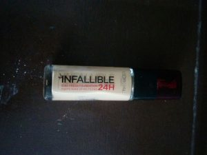 L'Oreal Infallible 24H Stay Fresh Foundation Review