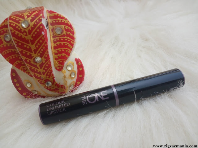 Oriflame The One Colour Unlimited Forever Plum Lipstick | Review & Swatches